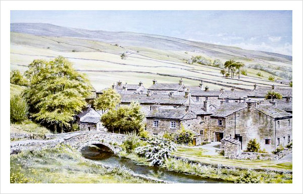 Thwaite in Swaledale